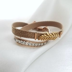 Keep Collective wrap bracelet